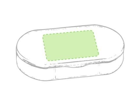 Pastillero Antibacteriano Personalizado Barato Hempix