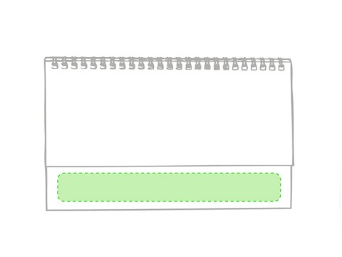 Calendario Sobremesa Personalizado Barato Feber 2022