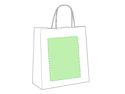 47962e6cb Bolsas Nauska Reutilizables Personalizadas Baratas de Papel para Comercios