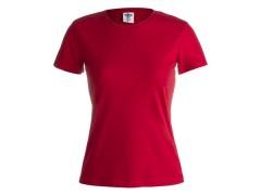 Camisetas Mujer Color KEYA Personalizadas Baratas para Publicidad